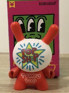 "Kidrobot Keith Haring 3"" Dunny Mini Series Pop Shop Open Blind Box New"