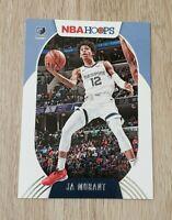 Ja Morant Memphis Grizzlies Panini NBA Hoops Card #120