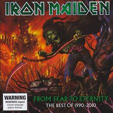 IRON MAIDEN (2 CD) FROM FEAR TO ETERNITY : THE BEST OF 1990-2010 *NEW*