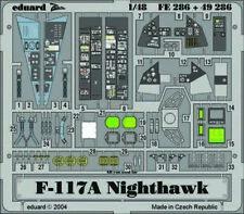 Eduard Accessories 49286 - 1:48 F-117A Nighthawk Für Tamiya Bausatz - Ätzsatz -