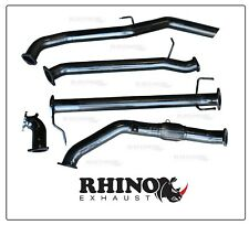 PJ PK FORD RANGER 3.0L TURBO BACK 3 INCH EXHAUST PIPE ONLY