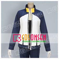 Cosonsen Touken Ranbu Akashi Kuniyuki Casual Clothing Cosplay Costume All Size