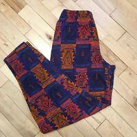Vintage 80's International Male Parachute Pants Baggy Men's Medium