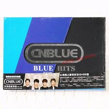 Korea CNBLUE Blue Hits For Asia Taiwan CD+DVD w/BOX 2014 NEW