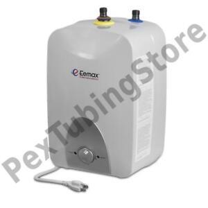 EeMax EMT6, MiniTank Electric Water Heater, 120V, 6-Gallon