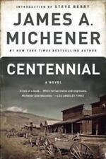 CENTENNIAL: A Novel by Michener, James A. (0812978420)