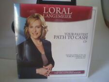 Loral Langemeier Your Fastest Path To Cash Audio CD NEW