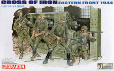 Dragon 1/35 6171 WWII German Cross of Iron (Eastern Front 1944) (4 Figures)