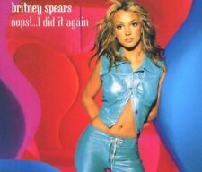 Britney Spears Oops!..I did it again (2000)  [Maxi-CD]
