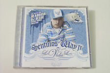 SENTINO - SENTINOS WAY II: LA VIDA LOCA CD 2005 (Mad Skill DJ Desue) WIE NEU