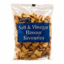 Crawfords Salt & Vinegar Savouries 250g