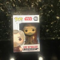 Star Wars Luke Skywalker #193 Funko Pop