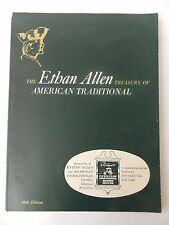 Ethan Allen Treasury of American Traditional Furniture Catalog 66th Ed-Mid-60's