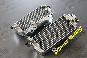 RIGHT & LEFT RADIATOR for Honda CRF450R CRF 450 R 2013-2014