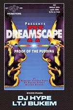 """DREAMSCAPE                          """"DJ HYPE / LTJ BUKEM"""""""