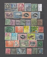 STAMPS LOT BRITISH COLONIES E TERRITORIES   USED (L29194)