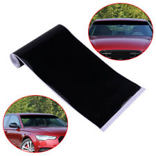 "6""x60"" Car Vinyl Windshield Window Decal Strip Racing Stripe Sticker Black"