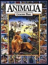 ANIMALIA..MINI EDITION..GRAEME BASE..BRAND NEW.PENGUIN PUB..2013,,CLASSIC.P/BACK