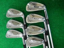 New Mizuno MP 59 iron set 4-PW KBS tour C-Taper stiff flex steel irons mp59