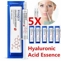 10ml Needle Facial Hyaluronic Acid Essence Anti Wrinkle Anti-Aging Cool Skin