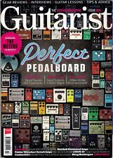 Guitarist Magazine Issue 382 July 2014, Perfect Pedalboard, Marshall Handeired