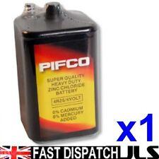 PIFCO 4R25 6V Battery 6 Volt 996 PJ996 430 908 908S Lantern 4R25X  4R25RZ/B