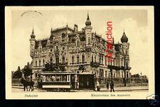 Rumänien BUKAREST Tram Pferdebahn * AK um 1910