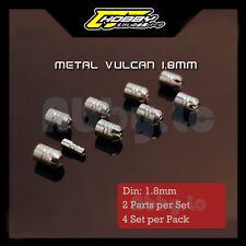 1.8 mm Metal Gundam Head Vulcan Canon Rebuild Parts For MG 1/100 Gundam Model