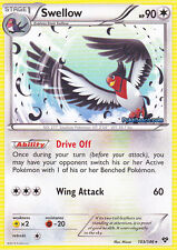 SWELLOW 103/146 - XY POKEMON RARE CARD - IN STOCK NOW!