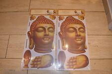 Wand-Dekoration Wandverzierung 2 Pack. Asiatisch NEU,OVP