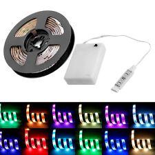 4.5V Battery Operated 100CM RGB LED Strip Light Waterproof Craft Hobby Light KS
