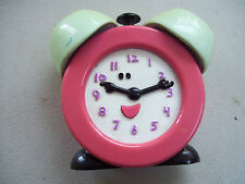 "1999 Tyco Preschool Learning Clock Talk & Sing ""If you Happy And You Know It"" ++"