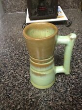 Vintage Frankoma Pottery Small Mug Shot Glass