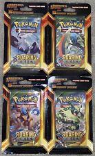 [4] Pokemon XY Roaring Skies Blister Pack W/ 5 Cards Factory Sealed Shaymin
