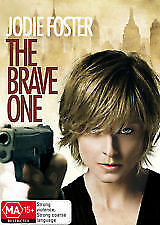 THE BRAVE ONE - BRAND NEW & SEALED R4 DVD (JODIE FOSTER, TERRENCE HOWARD)