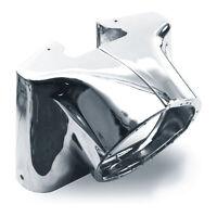 Gabel und Lampen Cover Kit  Ochsenkopf Chrom, für Harley - Davidson FL 60-84