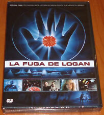 LA FUGA DE LOGAN / LOGAN´S RUN English Español DVD R2 Precintada