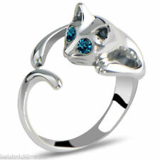 Animal Silver Plated Fashion Rings