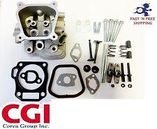 Honda GX160 GX200 cylinder head assembly 5.5, 6.5 hp engines Rep: 12210-ZL0-405