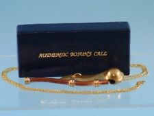 Bosuns call / Boatswains Whistle in a Presentation Box