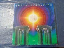 Earth Wind and Fire I Am L.P. Record Album