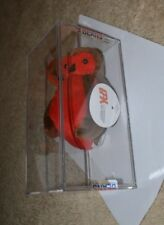 PROTOTYPE MWMT MQ Authenticated Ty beanie baby Red Alternate Hoot 3rd 2nd gen