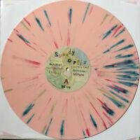 "Speedy Ortiz - Twerp Verse - Pink w/Rainbow Splatter Colored Vinyl + 7"" Single"