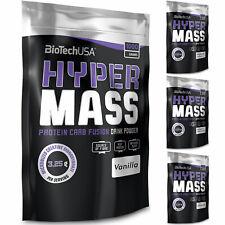 Biotech Hyper mass glúcidos masa construcción aumento de peso proteína creatina