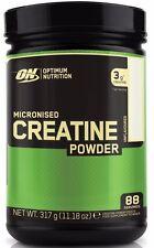 Optimum Nutrition ON Pure Micronized Creatine Powder - 317g - Unflavoured