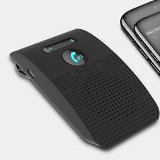 Kit de Manos Libres Bluetooth Clip Visera para Teléfonos Coche Transmisor