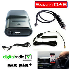 AutoDAB SmartDAB Plug & Play Wireless Auto Taxi Radio digitale DAB Adattatore