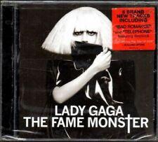 Lady Gaga cd- The Fame Monster