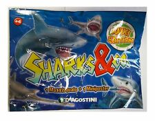 Sharks and Co Maxi 3D Figure Bustina DeAgostini