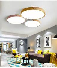 Led Chandelier Living Room Bedroom  Round Led Ceiling  Lamp Lighting Chandelier